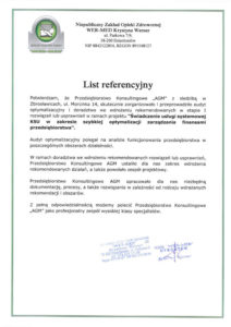 List referencyjny Wer-Med