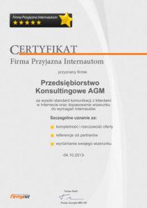 Firma Przyjazna Internautom