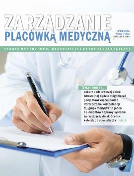 zarządzanie placówką medyczną