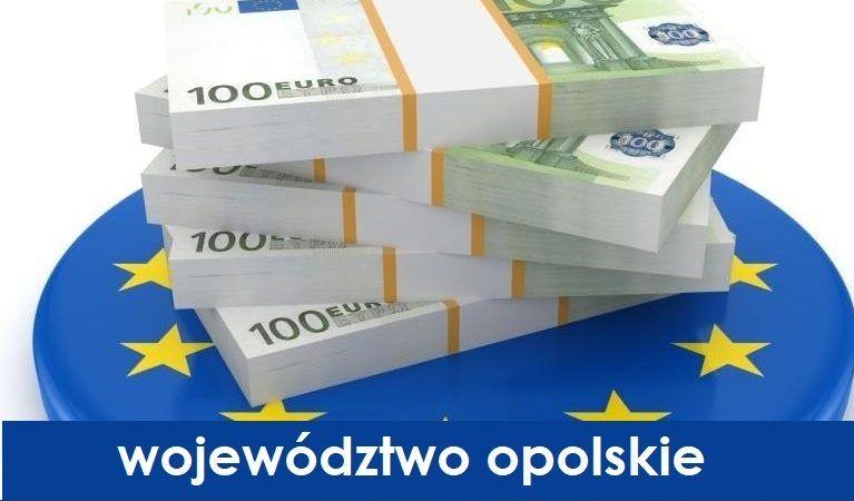 dotacje dla woj. opolskiego