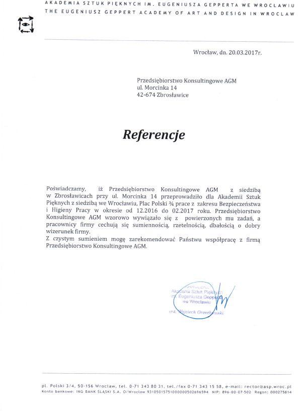 Referencje ASP