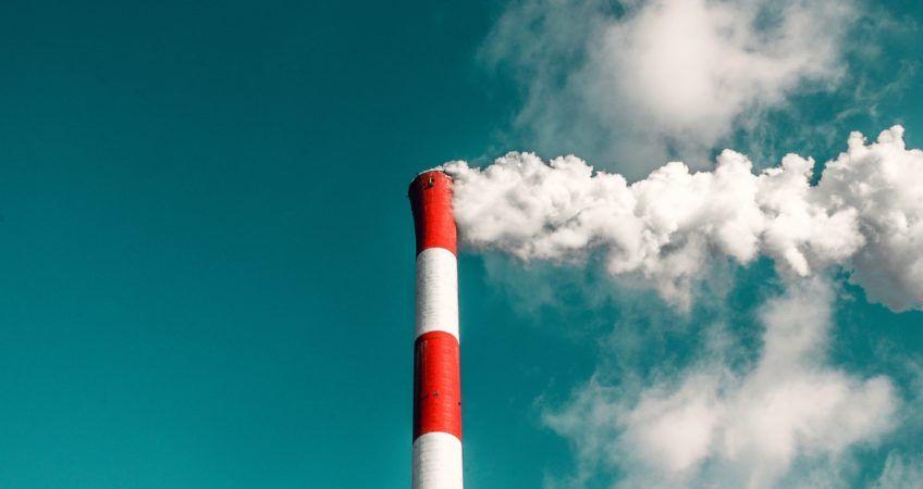 zanieczyszczenie powietrza zmiany