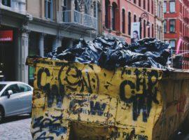 zmiany za nieprawidłowy transport odpadów